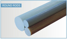 fiberglass structural shapes round rods