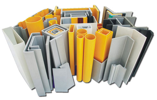fiberglass structural pultruded profiles